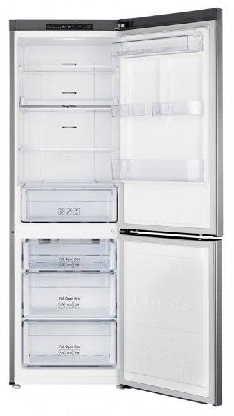 Внутреннее пространство холодильника Samsung RB33J3000SA/UA