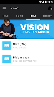 Vision Christian Media- screenshot thumbnail