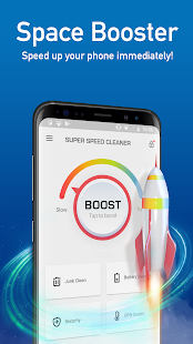 Phone Cleaner & Antivirus: Super Speed Cleaner poster