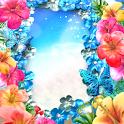 Hibiscus LiveWallpaper Trial icon