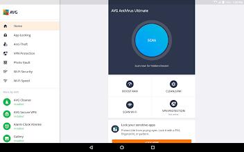 AntiVirus PRO Android Security screenshot thumbnail