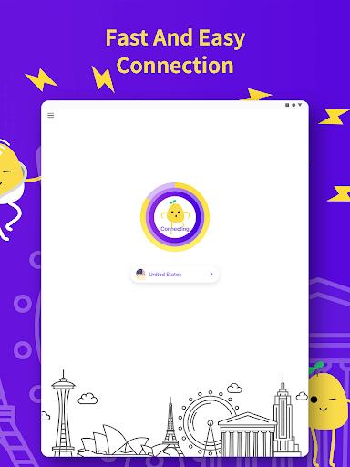 Potato VPN screenshot 7