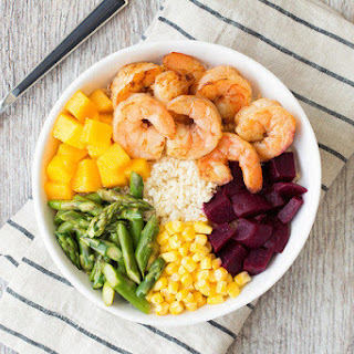 Shrimp 'n Veggie Power Bowl