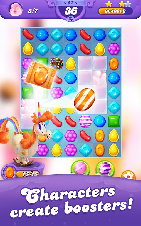 Candy Crush Friends Saga poster 8