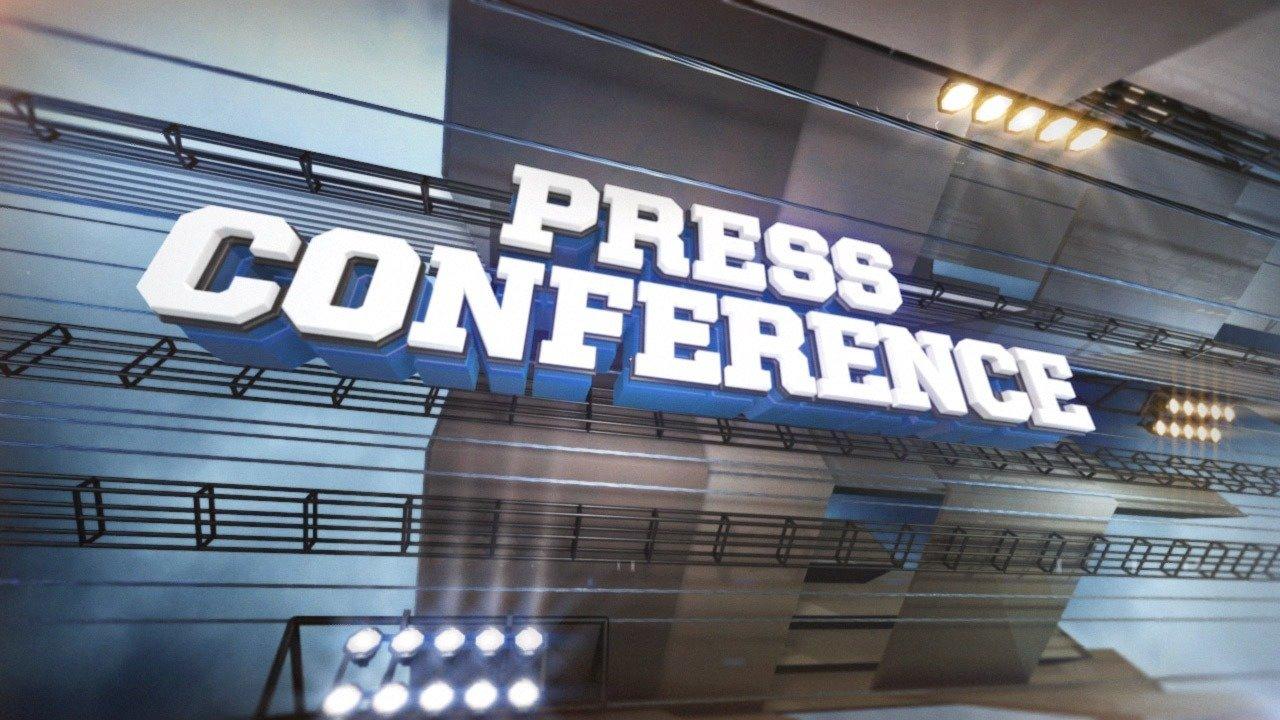 NCAA Basketball Tournament Press Conference