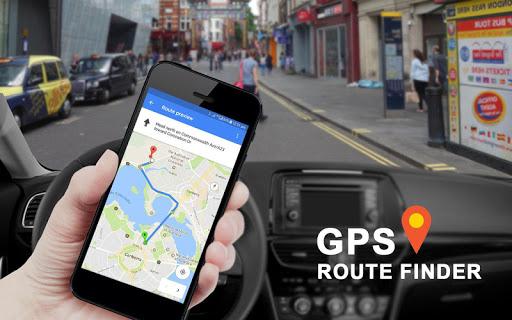 GPS Navigation: GPS Route, Live Maps & Street View 1.1.1 screenshots 1