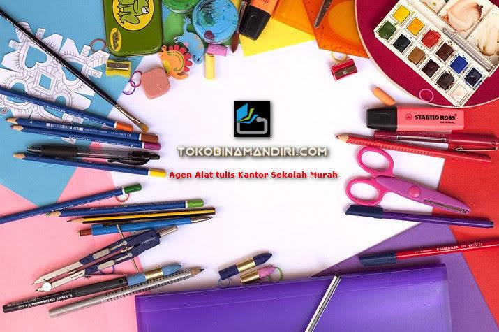 Bina Mandiri Stationery Jual Alat tulis kantor ATK Lengkap | Toko Stationery Sekolah Grosir Jakarta