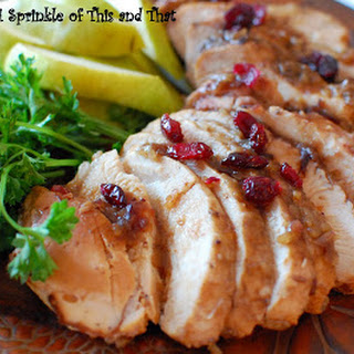 Turkey Tenderloins With Recipes