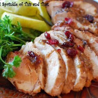 Slow Cooker Turkey Tenderloin.