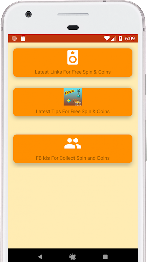 Free Spin Links and Coin Collector - Free Spin 1.1 screenshots 2