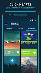 Backdrops – Wallpapers 3.1 [Pro Features Unlocked] MOD Apk 5