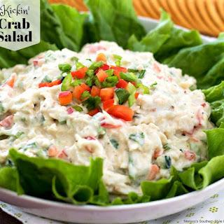 Kickin' Crab Salad.