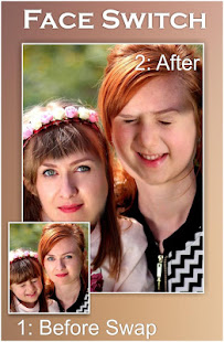 face switch apps no google play