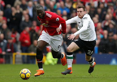 ManU et un Lukaku précieux plient sans rompre face à Liverpool