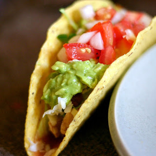 Chicken Tacos and Salsa Fresca