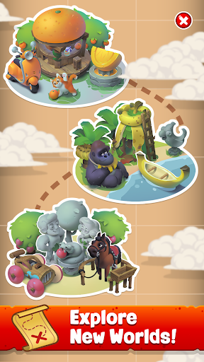 Fruit Master - Coin Adventure Master Saga apktram screenshots 2