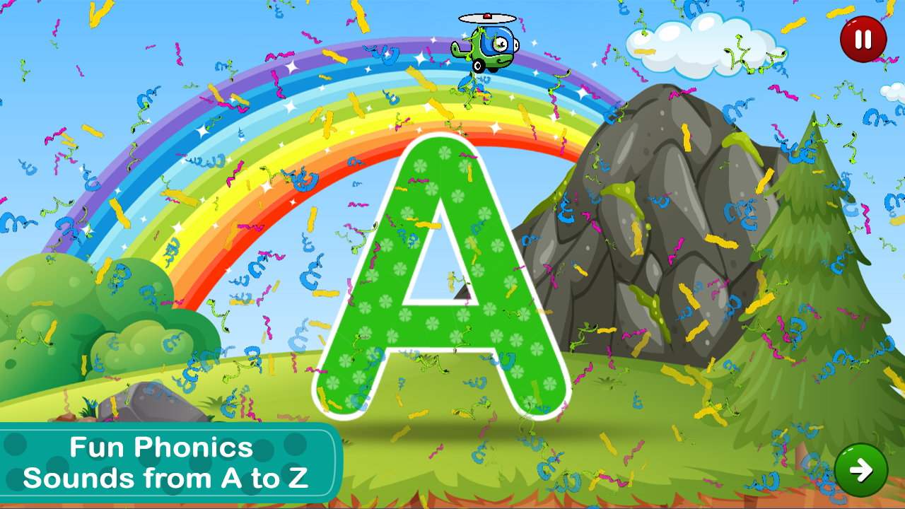 ABC kids School- screenshot