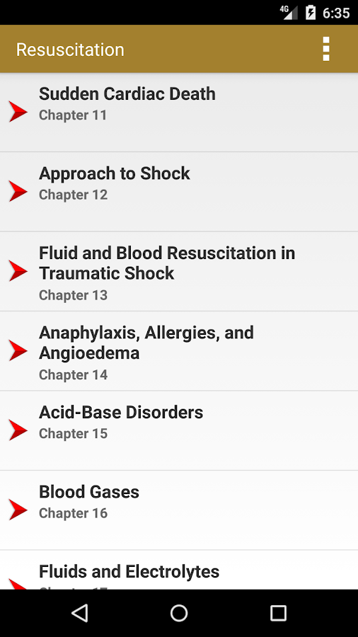 Tintinalli's Emergency Medicine: Study Guide, 8/E- screenshot