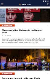 Al Jazeera America News Screenshot 6