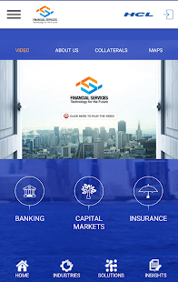 HCL Financial Services - náhled