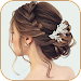 Girls HairStyle Step by Step 2017 - 2018 icon