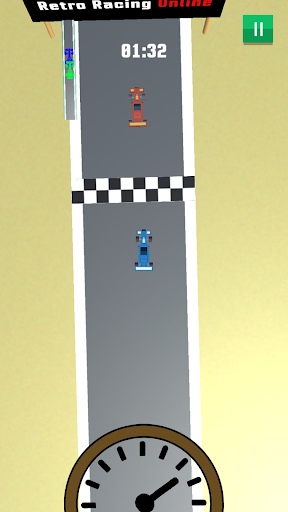 Retro Racing Online ud83cudfce Modify 2D race cars and win 1.1.3 screenshots 8