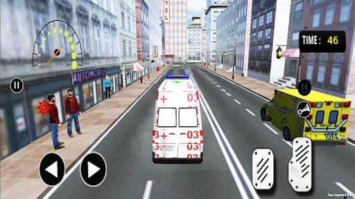 City Rescue Ambulance Emergency Simulator 1.0 screenshots 3