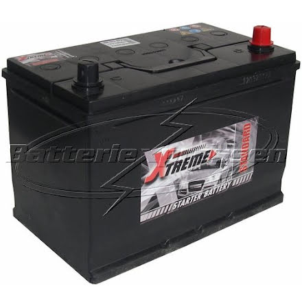 Startbatteri Extreme 12V/100Ah