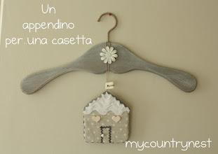 Photo: appendino con casetta