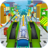 Rabbit - Bus Rush 3D