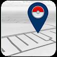 Maps for Pokemon Go - Poké Map Icon
