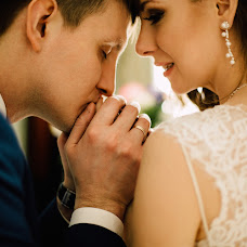 Wedding photographer Aleksey Glubokov (glybokov07). Photo of 17.08.2017