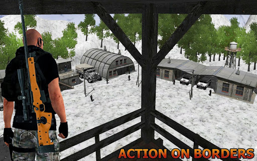 Border Army Russian Sniper Striker 2018 1.0 {cheat|hack|gameplay|apk mod|resources generator} 1