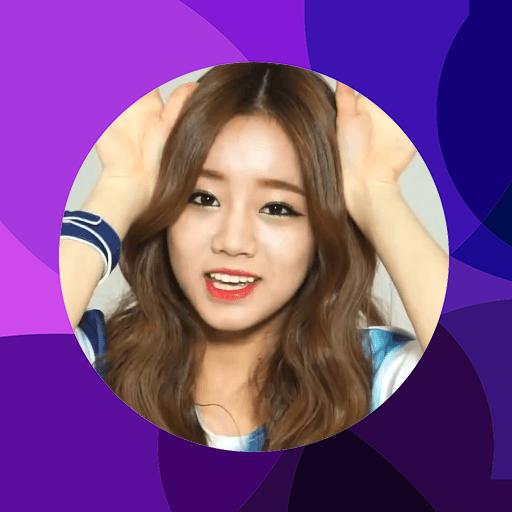 娱乐のGirlsDay Hyeri ライブ•壁紙 4 LOGO-記事Game