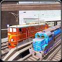 Train Racing Simulator 2019: New Train Games 3D icon