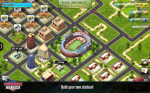 玩免費體育競技APP|下載Touchdown Manager app不用錢|硬是要APP