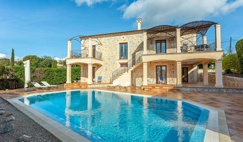 Villa avec piscine en bord de mer Eure-et-Loir