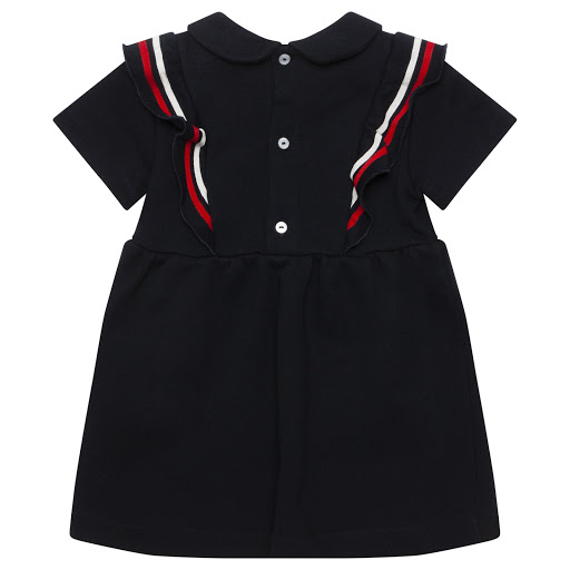 Thumbnail images of Gucci Bow Baby Dress
