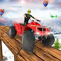 ATV Quad Bike : Extreme Challenging Stunts Racing icon