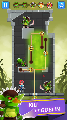 Hero Rescue screenshot 1