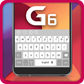 Keyboard for LG G6 Style Theme
