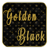 Golden Black Theme for Huawei