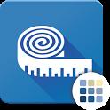 Tape Measure (Privacy Friendly) icon