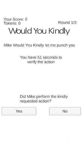 Would You Kindly 1.0 screenshots 4