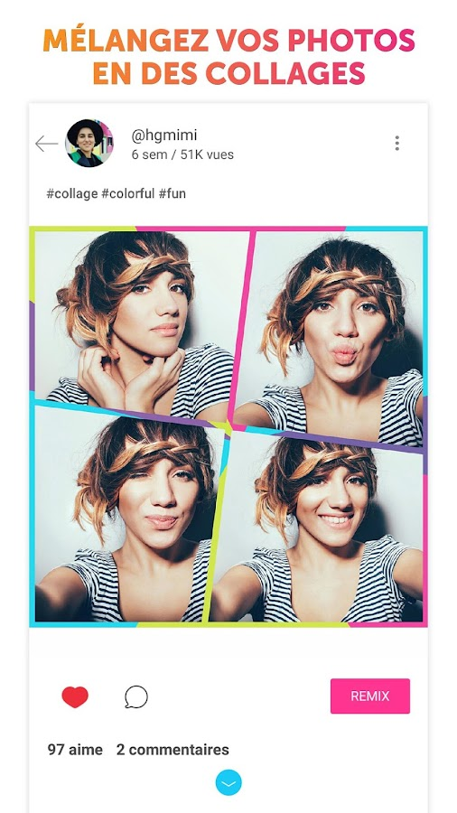 PicsArt Photo Studio & Collage – Capture d'écran
