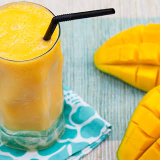 Mango-Ginger Sipper.