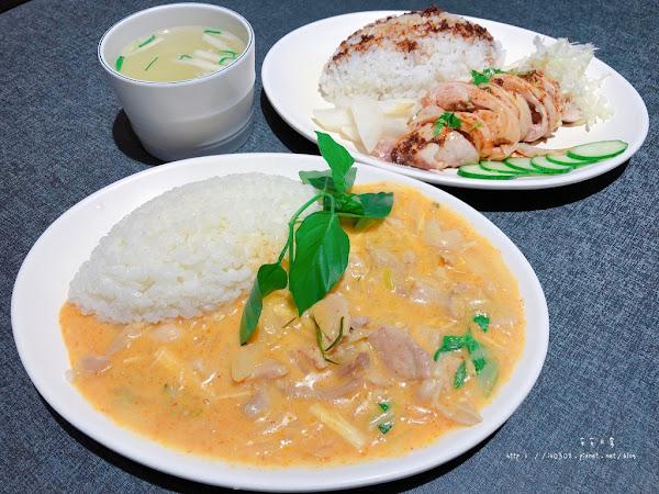 帽子泰式餐工坊 / 溫馨的家庭式餐廳