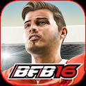 サッカーゲーム - BFB 2016 icon