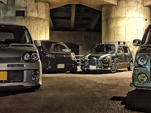 ムーヴカスタム L902S RS-XXのカスタム事例画像 おやびん-Initial☆D family-さんの2020年12月06日06:21の投稿