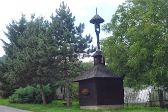 Photo: Jarcová - zvonička